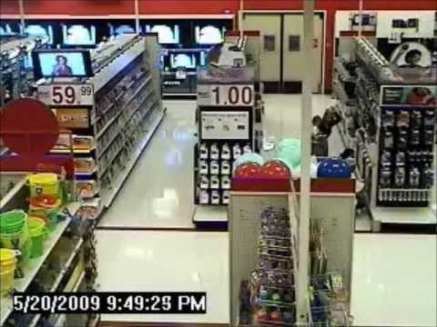 How to steal an iPod Touch from Target (Video)
