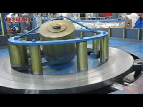 Линия производства металлопластиковых труб