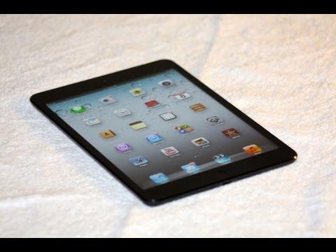 iPad mini Review - Slate 16GB Wi-Fi
