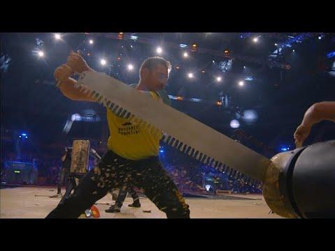 Η Αυστραλία νικήτρια του πρωταθλήματος ξυλουργών