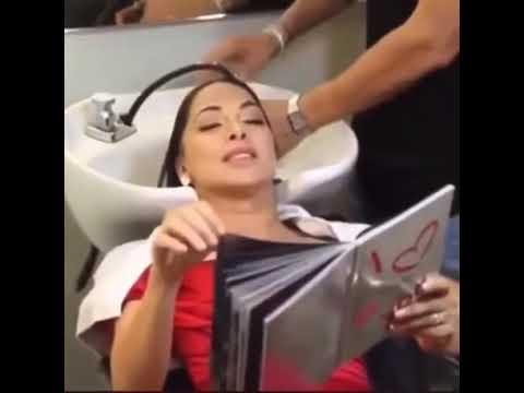 Kiedy wku*wisz fryzjera