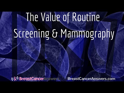 Video: Why Is Screening Important?