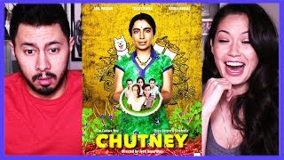 Video CHUTNEY | Tisca Chopra | Royal Stag Barrel Select Large Short Films | Reaction! MP3, 3GP, MP4, WEBM, AVI, FLV Desember 2018