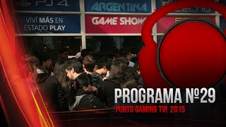 Punto.Gaming! TV S03E29 en VIVO