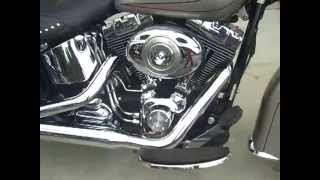 8. 2009 Harley Davidson Heritage Softail