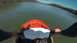 7. 2016 Sea-Doo Spark 900 HO - Touring vs Sport Mode