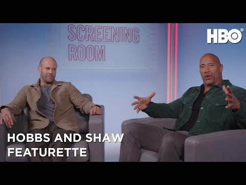 Hobbs and Shaw (2019): Dwayne Johnson & Jason Statham Featurette | HBO