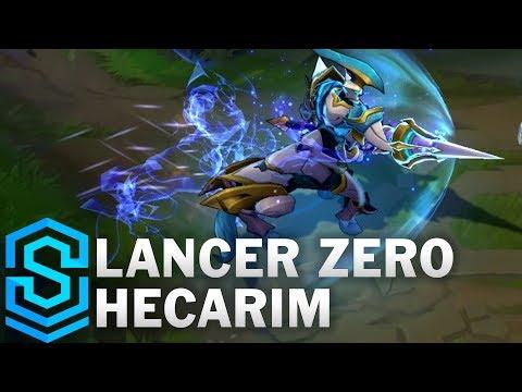 Hecarim Thánh Kị Sĩ - Lancer Zero Hecarim