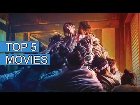 Top 5 Korean Zombie Movies