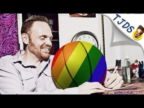 Bill Burr On Gay Sports Players (TJDS)