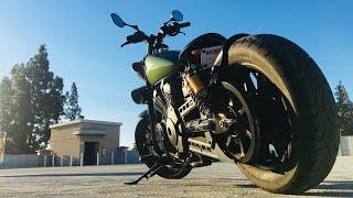 "6. 2014 Yamaha Bolt R-spec ""bobber�"