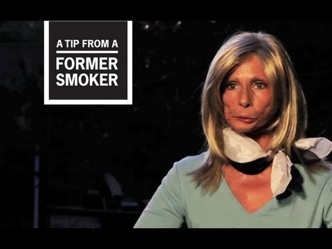 Terrie, diagnosed with throat and oral cancer, describes how her addiction to tobacco and cigarettes had her smoking right up to the front door of the hospital the day of her surgery, and what finally made her quit. This video is part of CDCs Tips From Former Smokers campaign.