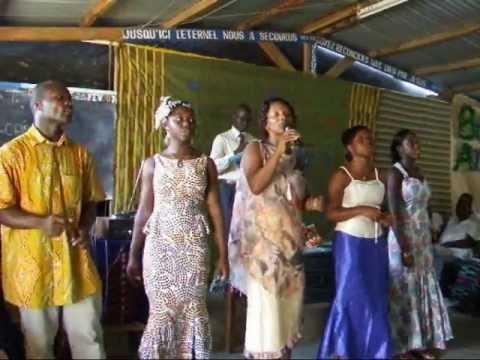 Moments de culte en Côte dIvoire
