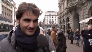 On December 21st, Roger Federer and Rafael Nadal competed in a exhibition in Zurich, the 'Match For Africa', to benefit the...