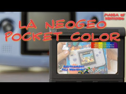 Neo Geo Pocket Color - Absolument Pas Nintendo #8