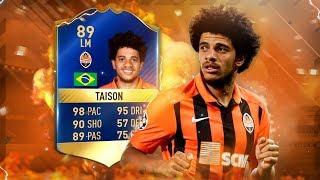 FIFA 17: 98 PACE TOTS TAISON 2VS2 SQUAD BUILDER SHOWDOWN 😱💥
