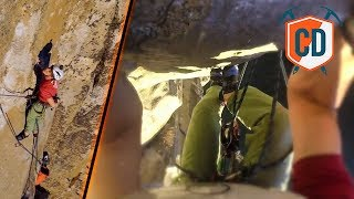 This Is How Pete Whittaker Rope Soled El Cap | Climbing Daily Ep.1149 by EpicTV Climbing Daily