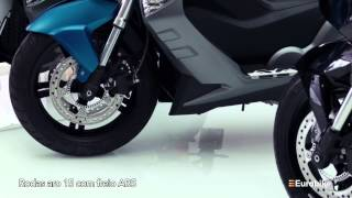 5. Eurobike BMW C 600 Sport Review