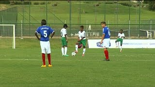 Video France vs Indonesia - 1/8 Final - Full Match - Danone Nations Cup 2014 MP3, 3GP, MP4, WEBM, AVI, FLV Maret 2018