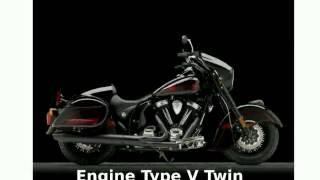 1. 2009 Indian Chief Deluxe - Specs, Info