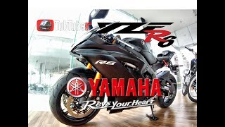 6. YAMAHA YZF R6 2020 | Walkaround | Specs | Features | HD
