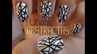 Uñas Abstractas - YouTube