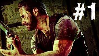 Max Payne 3 - Gameplay Walkthrough - Part 1 - HARD BOILED INTRO (Xbox 360/PS3/PC) [HD]