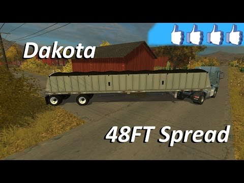 48Ft Dakota Spread Axle v2.0