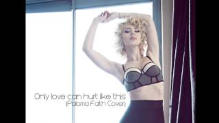 Raluca Nastase - Only love can hurt like this (Paloma Faith Cover)