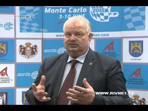 У День Європи Рівне та Монако підписали меморандум про співпрацю [ВІДЕО]