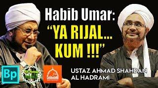 Video Kisah Habib Umar Kunjungi Habib Munzir Yang Sakit - Ustadz Ahmad Shahdan Al Hadrami MP3, 3GP, MP4, WEBM, AVI, FLV Mei 2019
