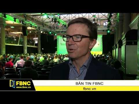 Hội nghị công nghệ TechCrunch Disrupt lần đầu tổ chức tại Anh