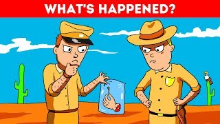 Video 15 TRICKY RIDDLES FOR UNUSUAL THINKERS ONLY MP3, 3GP, MP4, WEBM, AVI, FLV Februari 2019