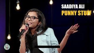 Punny Stuff | Standup comedy by Saadiya Ali