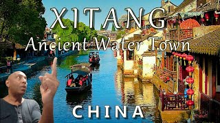 Xitang Ancient Town China  City new picture : Xitang Ancient Water Town, Zhejiang, CHINA (Kumar ELLAWALA)
