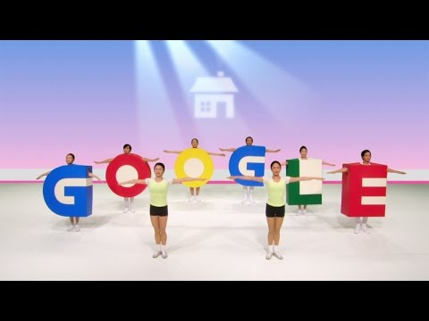 OF - For 86 years, people in Japan have started out their days with this short calisthenics routine that's broadcasted on Japanese national television. Our Google letters are doing the same here....