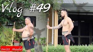 Wir sind schockiert - tanzende Maori!