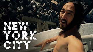 New York City 2014 - On the Road w/ Steve Aoki #138