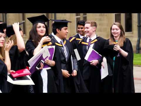 INTO Graduation: Daniel from Ecuador graduates from the University of Manchester