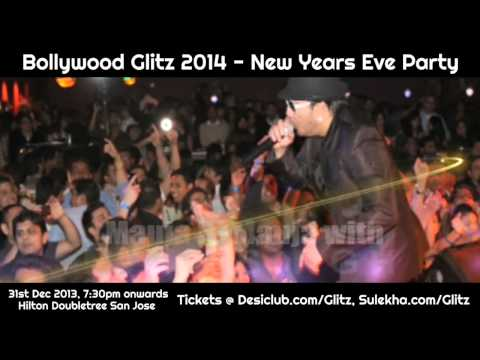 Instant Karma Presents Bollywood Glitz 2014- Bollywood New Years Eve Party