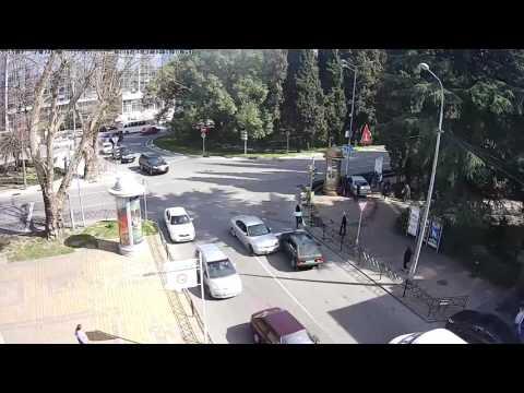 Авария в Сочи