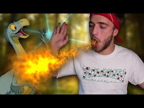 Zabijim dinosaury plamenometem! - (Beast Battle Simulator #2)