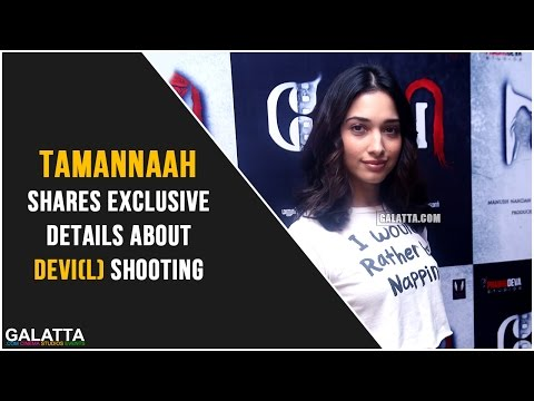Tamannaah-exclusive-about-Devi-L-shooting