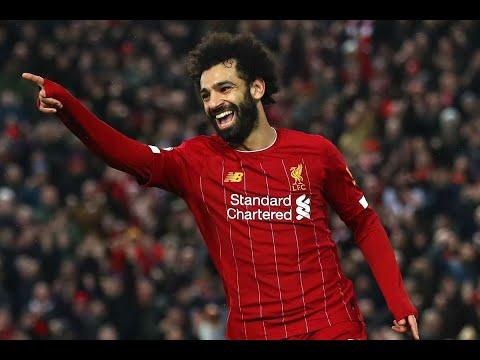 الأهداف تفرض محمد صلاح على تاريخ ليفربول