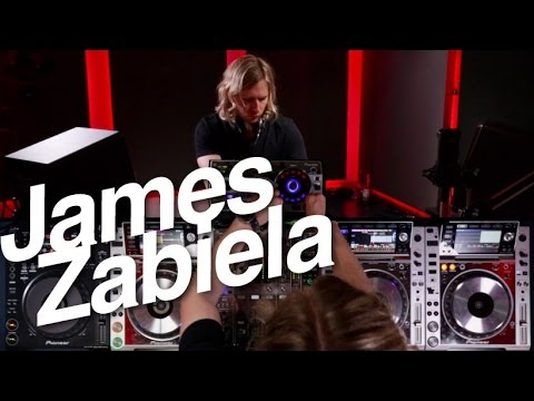 James Zabiela - DJsounds Show 2014
