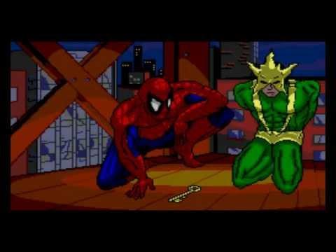 THE AMAZING SPIDER-MAN VS. THE KINGPIN - SEGA MEGA-CD