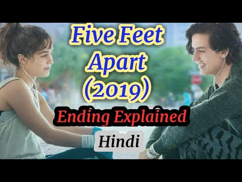 Five Feet Apart (2019) Ending Explained In Hindi   Based on a true story   Movies explained in hindi