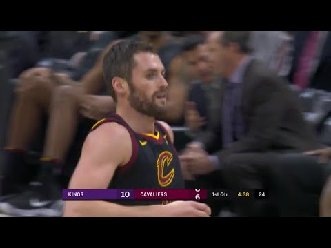 1st Quarter, One Box Video: Cleveland Cavaliers vs. Sacramento Kings