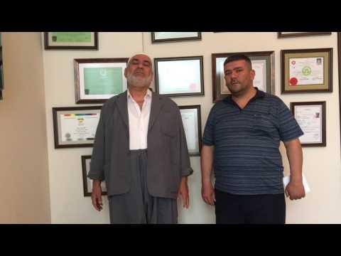 Veli Saçıkara - Boyun Fıtığı Hastası - Prof. Dr. Orhan Şen
