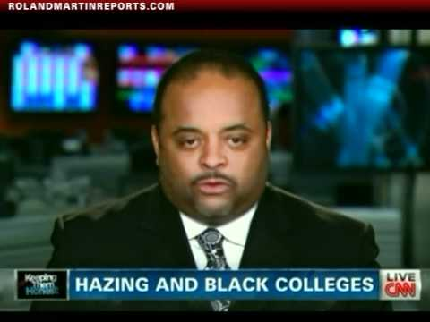 Hazing - Roland Martin and Prof. Ricky Jones join Anderson Cooper on AC360 to discuss the perceived culture of hazing at historically Black colleges and universities.